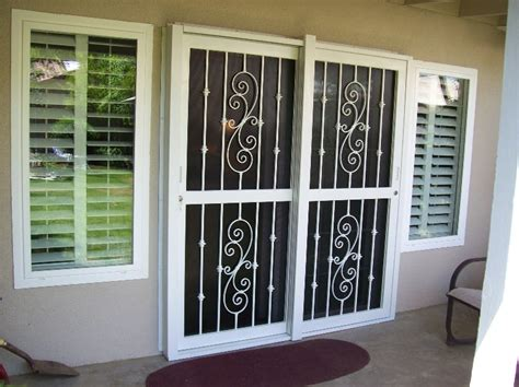 Patio Security Doors by Pictures