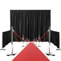 pipe and drape rental dc drape rental dc backdrop rental curtain rentals rent