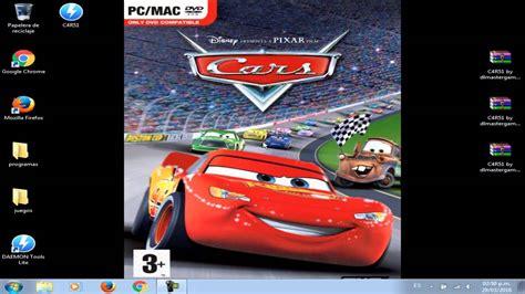 Juegos De Cars Gratis   descargar e instalar cars 1 el juego full iso en espa 241 ol