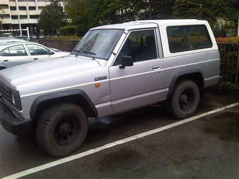 nissan patrol 1989 nissan patrol 2 8 1989 auto images and specification