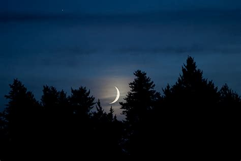 download mp3 bulan dikekang malam pemandangan bulan bintang pemandanganoce
