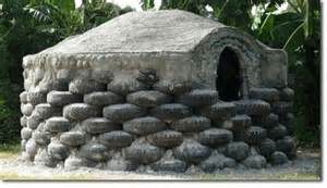 Tires Are Made Of What Material Earthship Huts Low Hanging Fruit In The Fight Against