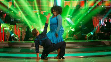 Reading Strictly Come by Strictly Come Chizzy Akudolo Reveals The Real