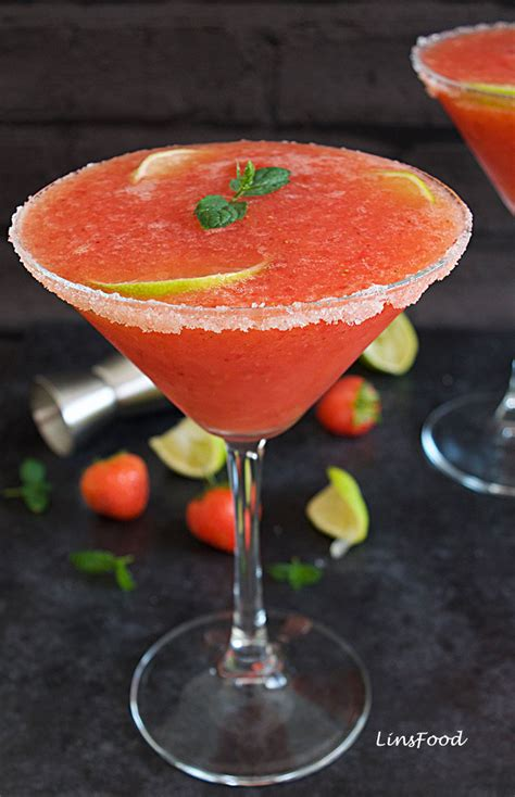 strawberry margarita strawberry margarita