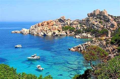capo testa sardegna sardinia 10 beaches near santa teresa di gallura port