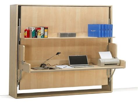 Folding Desk Bed Best 25 Murphy Bed Desk Ideas On Pinterest Diy Murphy Bed Murphy Bed With Desk And Murphy