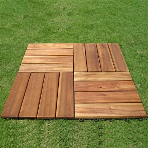 Deck Tiles by Interlocking Deck Tiles Home Depot New Interlocking Wood