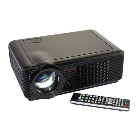 Proyektor Hd hd projector 1080p led ebay
