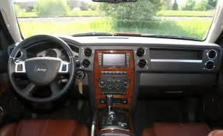 2010 Jeep Commander Interior Car And Driver