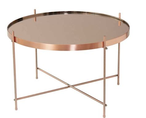 Copper Side Table Copper Side Table Tray Tr 232 S Bon Copper Side Table Buy The E15 Cm05 Habibi Side Table
