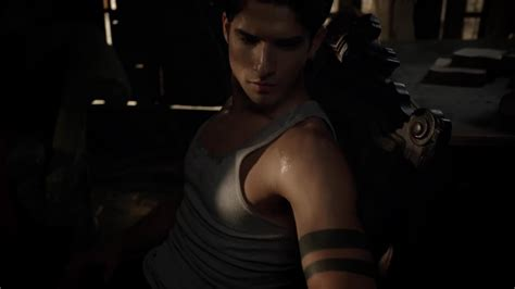 scott mccall tattoo wolf season 3 episode 1 quot quot recap review