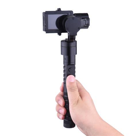 Gopro 5 Di Makassar 3 axis handheld gimbal spazzola azione macchina fotografica gyro stabilizzatore per gopro 5
