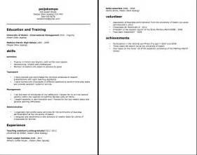 free resume templates pretty 10 creative word resumes in