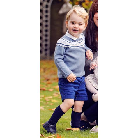 Prince George Wardrobe by Prince George S Wardrobe All The Times The Royal