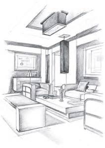 interior drawing interior design hand drawings alexandra l nicolaescu