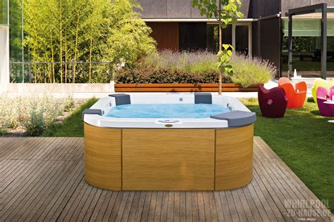 whirlpool garten sommer outdoor whirlen im sommer whirlpool zu hause de