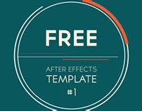 free logo animation after effects template free after effects template 4 2d animation pack on behance