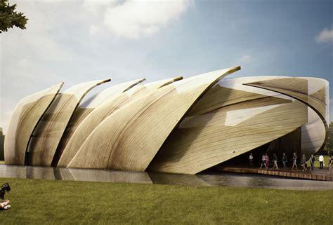 Mexico's sublime Milan Expo 2015 pavilion resembles corn