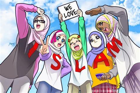 film islami keren gambar animasi keren gambar kartun sekolah islami untuk anak