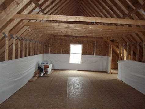attic flooring ideas