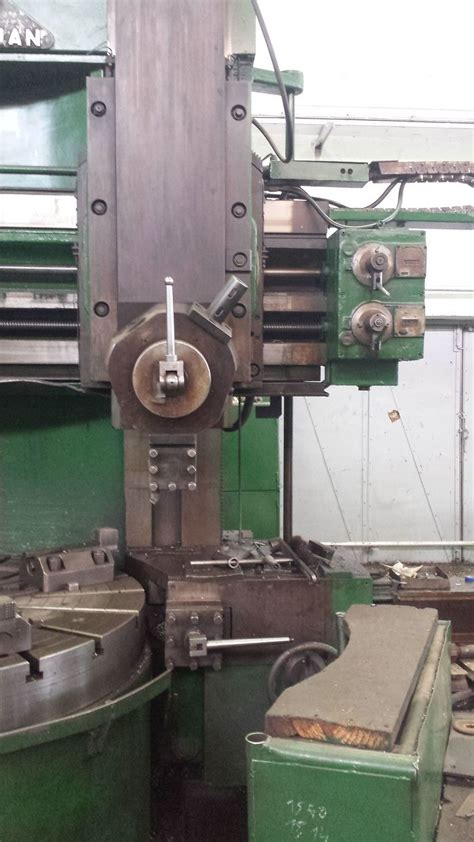 Lathes Umaro Vtl Sc 17 Cc Vertical Turret Lathe World