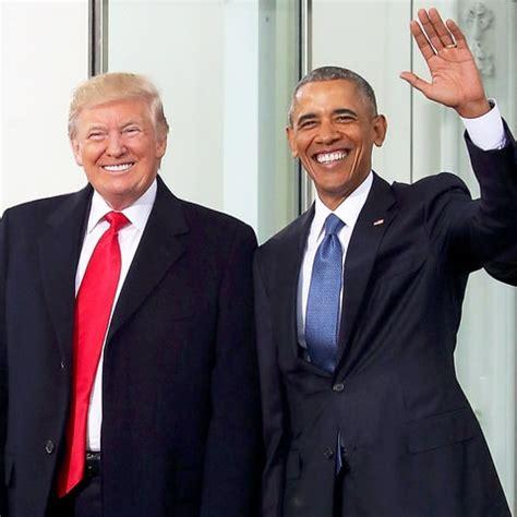 donald trump vs obama barack obama vs donald trump who is more presidential