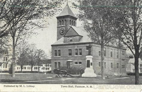 town hall plaistow nh