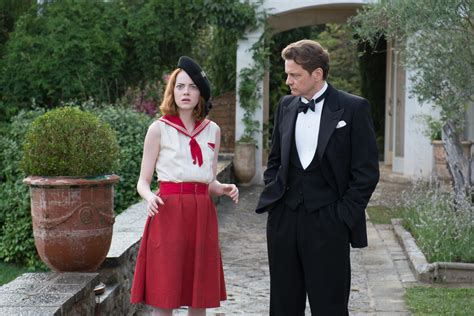 emma stone woody allen movie magic in the moonlight images emma stone and colin firth