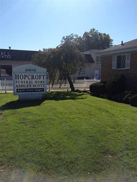 hopcroft funeral homes hautauspalvelut 23919 r rd