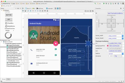 android studio review releases android studio 2 2 preview