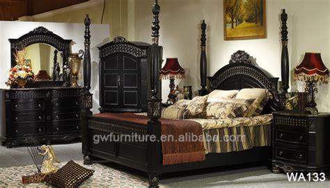 solid wood black bedroom furniture 100 hand carved solid wood furniture for bedroom black