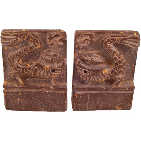 Soapstone Bookends vintage carved soapstone bookends from easterbelles emporium on ruby
