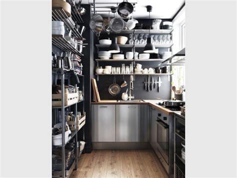 Optimiser Rangement Cuisine by Optimiser Rangement Cuisine Bien Utiliser Les Angles Pour