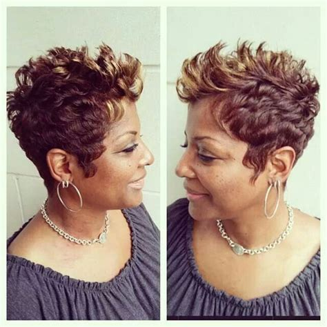 nahja azin like the river salon hair style images like the river the salon short styles and quick weaves