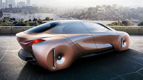 bmw future cars bmw s concept car is a shape shifting danger sensing