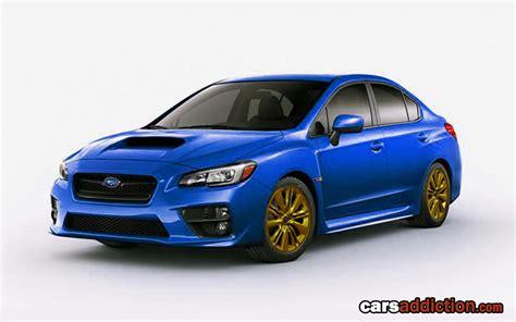Subaru Wrx News by The New 2015 Subaru Wrx Carsaddiction