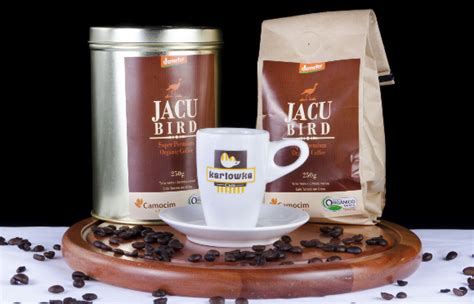 Jacu Bird Coffee