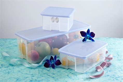 Tupperware Seal Canister 8 7l Tutup eco friendly tupperware