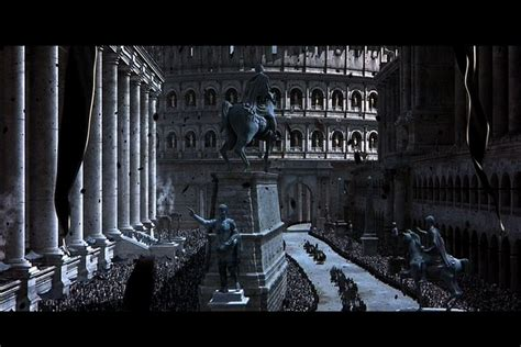 film gladiator rome roman forum rome italy skyscrapercity