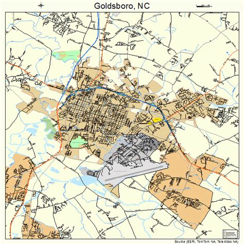 goldsboro carolina map goldsboro nc pictures posters news and on your