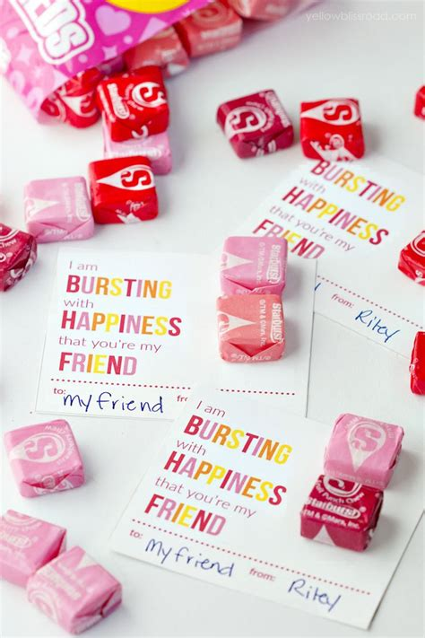 starburst valentines 514 best images about diy s day ideas on