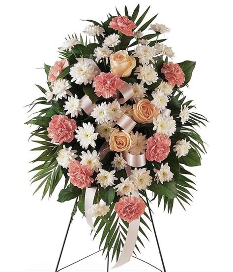 Best Flowers For Funeral by Funeral Flower Arrangements For Pictures Reference