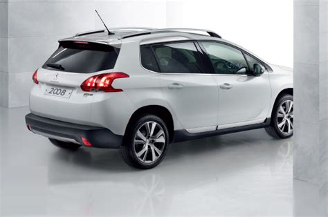 peugeot 2008 crossover peugeot