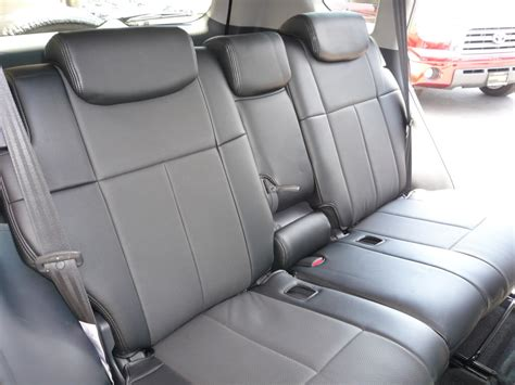 Toyota 4runner Seat Covers Leather Seat Covers Toyota 4runner Kmishn