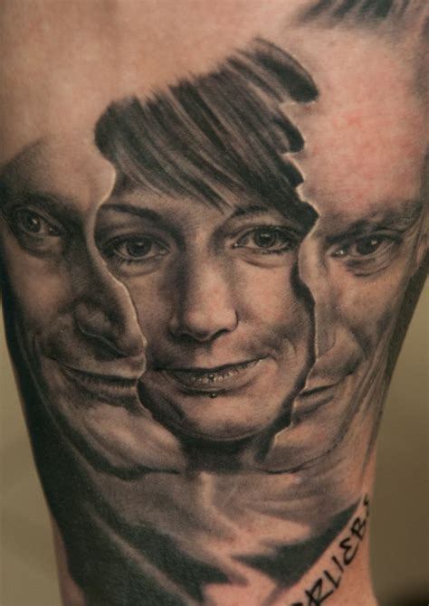 portrait tattoo artist 40 best family portraits images on worlds best