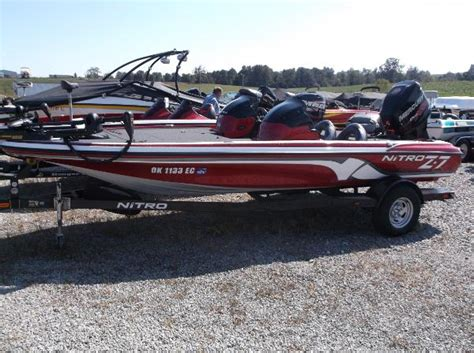 nitro z7 bass boat 2014 nitro bass boats z7 boats for sale