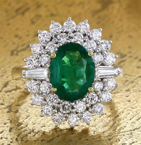 gemstones jewellery designs customised engagement rings