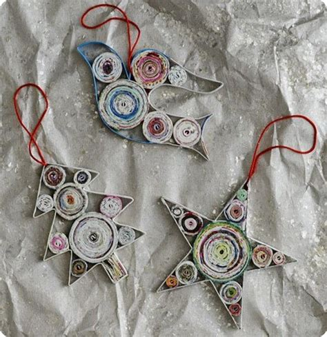 quilling ornaments tutorial quilled christmas ornaments
