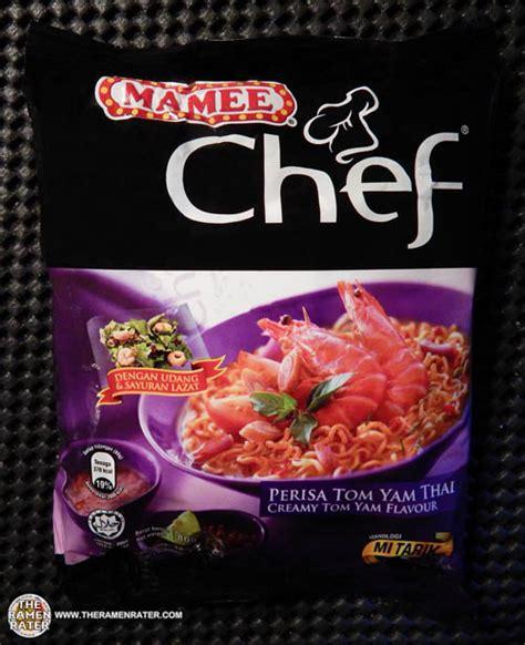 Mamee Chef Tom Yam Thai meet the manufacturer 1361 mamee chef tom yam