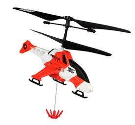 review: r/c air hogs fly crane rc helicopter, fishing